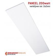 LT infrarood panelen 200 watt