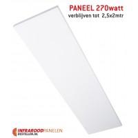 LT infrarood panelen 270 watt
