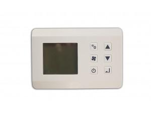 Hygro thermostaat met klok